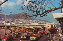 1960s Star Ferry Terminal, TST
