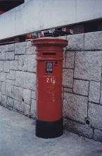 Queen Victoria Postbox No. 21