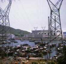 Power Plant at Ap Lei Chau