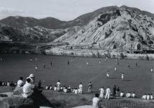 Army Sports Ground, Mongkok (2) 1937 - photo by Tom Hutchinson