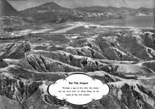 Kai Tak in the late 1940s