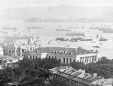 1890s View from Flagstaff House / Scandal Point