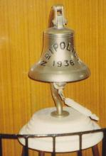 Former Marine Police HQ No. 1 Police Launch Bell