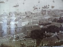 View of Victoria Gaol from above