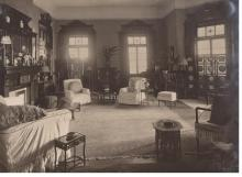 Charter House drawing room