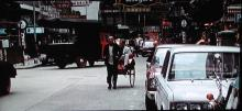 Enter the Dragon - opening credits Rickshaw ride