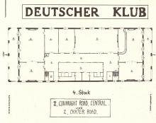 German Club 1931