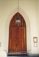 St John's Cathedral Entrance Doors
