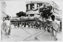 Dragon Dance Macau 1948 #2