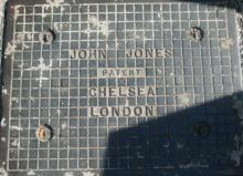 John Jones Inspection Cover