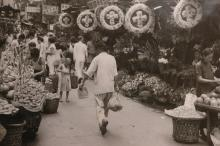 Fruit, Flowers and Wreaths - Western District - c1953