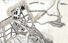 East Point - map 1880