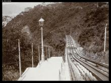 Peak Tram - Plantation Road / Barker Road Station