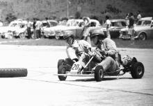 Karting at Sek Kong - c.1968