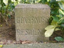 Governor's Residence Boundary Stones