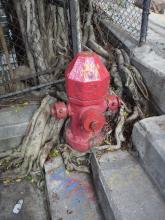 Old fire Hydrant on High Street