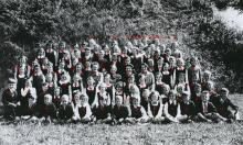 1938 Peak School staff & students