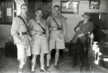 Maybe 1938, Hunters Arms?