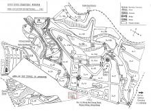 Hong Kong Cemetery Map