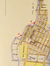1887 Map of Yau Ma Tei
