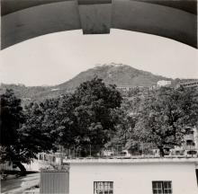 Mount Gough from B Block, Victoria Barracks