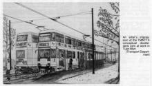 Trams-for Tuen Mun New Town
