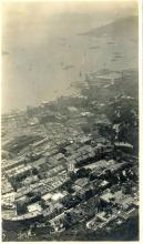 c.1930 View over Central from Peak