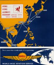 HKA Route Map 1959