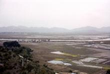 Looking into China-The Border