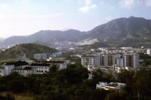 Kowloon Tong-View to Boundary Street