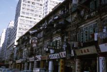 Tsim-Sha-Tsui  Peking Road