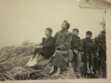 winter 1956 - family
