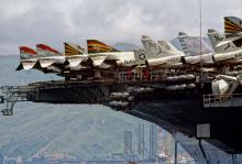 USS MIDWAY-Tail Codes NF-image 01