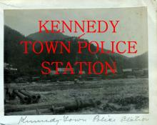 Kennedy Town Police Station