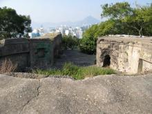 Devil's Peak Battery