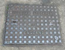 Needham Inspection Cover