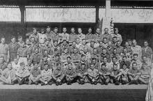 No 5358 Wing (Airfield Construction) group-October 1945