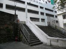 Old and New Staircases - Rutter St