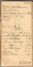 Tom Hutchinson's War Diary - Page 14