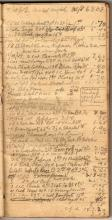 Tom Hutchinson's War Diary - Page 21