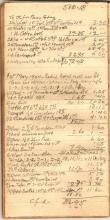 Tom Hutchinson's War Diary - Page 40