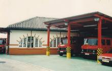 Peak Fire Station