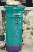 Edward VII Postbox No. 20