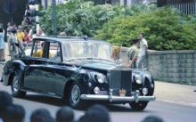 The Governor's Rolls-Royce
