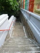 Quarry Bay Junior School Steps