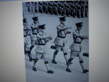 PTS passing out parade 1970's