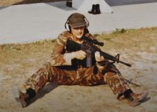 Marksman Unit RHKP 1974 onwards.