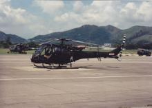 1990s Army Air Corps Scout Helicopter