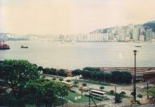 1996 View from Signal Hill