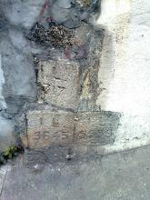Inland Lots' Marker Stones on Shan Kwong Road